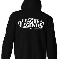 Zipper Hoodie Legend Of League