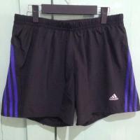 harga Adidas Response 6 Inch SH women Strip Ungu Size M. Celana Olahraga Tokopedia.com