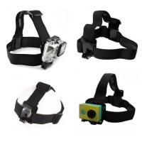 Head Strap Sabuk Kepala Elastis For Xiaomi Yi and GoPro Camera Action