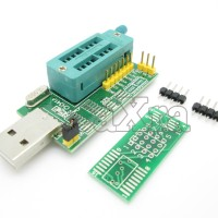 harga Ic Programer Eeprom Flash Bios Usb Programmer Ch341a, Ic Flash Program Tokopedia.com