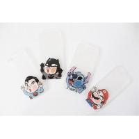 harga Casing Iphone 5 Iphone 5s Clear Transparent (Batman,Shinchan,Conan) Tokopedia.com