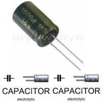 harga Kapasitor / Elco 1500uf/16v (1 paket 10 Biji) Tokopedia.com