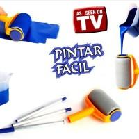 Pintar Facil Tool / Alat Rol Cat Tembok Praktis