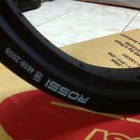 harga Velg Rossi Xd 3,5 Inch Black Doff Tokopedia.com