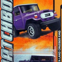 harga Matchbox Toyota Land Cruiser Fj40 Ungu / Purple Tokopedia.com