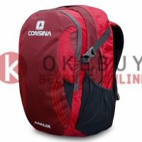 Tas Merk Consina Amur 20L Daypack / Ransel / Kantor / Sekolah