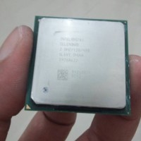 processor intel cpu celeron 2ghz bekas mint