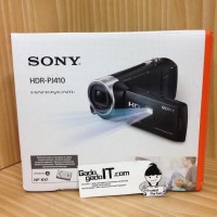HD HandyCam/Camcorder SONY HDR-PJ410(9.2 MEGA PIXELS) With Projector