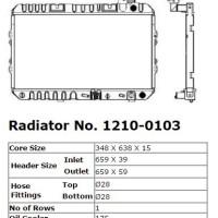 harga Radiator Honda Civic Crx / Wonder Th '84-'87 - Manual Tokopedia.com