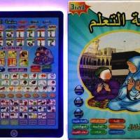 Playpad Arab 3 Bahasa Play Pad Muslim Mainan Edukasi Anak Lampu Kids