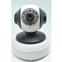 Wireless CCTV with TF Card Slot 1/4 Inch CMOS 720P 4mm - IP1005W