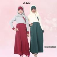 Gamis Anak,Pakaian Anak Perempuan, Baju Muslim Anak, Baju Anak