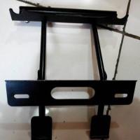 harga braket plat no batok barong ninja r Tokopedia.com