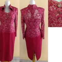 Dress Pesta Lace DS07