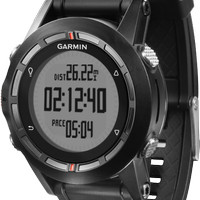 Garmin Fenix 3 Grey Bundle with Vivo Smart Berry