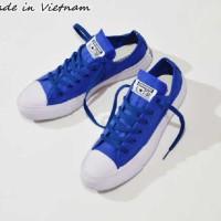 sepatu converse low CT II blue unisex vietnam