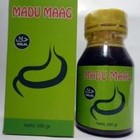 Herbal Obat Maag,Herbal Maag,Obat Sakit Maag   Madu Maag Al-Mabruroh