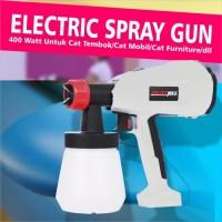 harga Electric Spray Gun - 400 Watt Untuk Cat Tembok/Cat Mobil/Cat Furniture Tokopedia.com