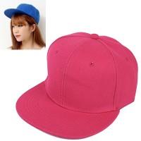 C15324 rose | topi baseball import polos gaya korea koleksi ichika
