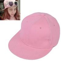 C15316 pink | topi baseball import polos gaya korea koleksi ichika