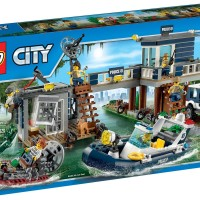 LEGO 60069 - City - Swamp Police Station