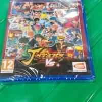 J-stars Victory Vs + Ps4 Playstation 4