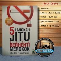 5 Langkah Jitu Cara Berhenti Merokok - Darul Haq - Karmedia
