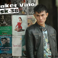 jaket kulit vino SK38, jaket pria murah | jas pria