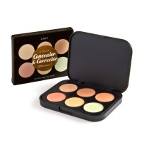 BH Cosmetics 6 Colors Concealer and Corrector Palette