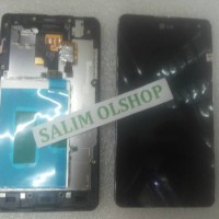 Lcd + Touchscreen Lg Optimus G E975 Ori Fullset