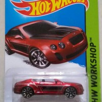 Hot Wheels Bentley Continental Supersports
