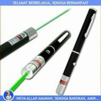 Green Laser Pointer / Laser Pointer Hijau