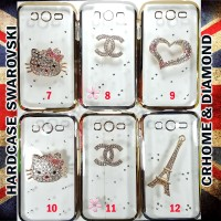 Samsung Grand / Grand Neo Plus Swarovski Diamond Case Cover Blink