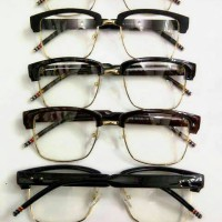 kacamata optik ( thom brown )+lensa minus
