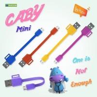 Kabel Data Hippo Caby Mini Iphone 5 5s 6 Ipad Mini Air (Lightning)