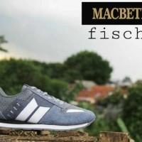 harga Sepatu Macbeth Fischer Abu Tokopedia.com