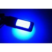 Bohlam Lampu Senja T10 Led COB Plasma Biru