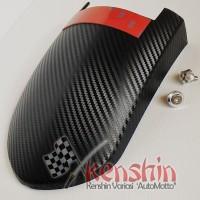 Front Fender carbon ( Sambungan Spakboard ) Yamaha Nmax / N-Max
