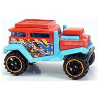 Hot Wheels Loose Attack Pack Thailand Base Bad Mudder 2
