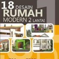 18 Desain Rumah Modern 2 Lantai
