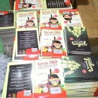 READY! BUKU JURUS GILA - NASIONAL BEST SELLER - ZAIN FIKRI