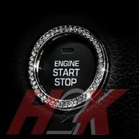 Engine Start Stop Cover Crome Mazda CX5 - CX-5