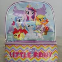 harga Tas ransel selempang 2 susun tingkat My Little Pony Tokopedia.com