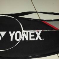 raket yonex arcsaber 7 new gen + senar bg66