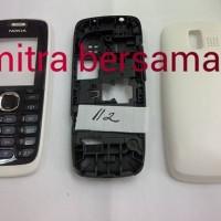 Chasing Kesing Nokia 112  White  Fullset  Oc