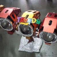 lampu U7 transformer