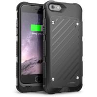 harga SUPCASE Beetle Power Case 3200mAh iPhone 6s / 6 - BLACK Tokopedia.com