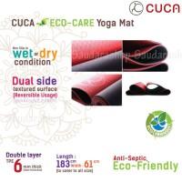 Matras Yoga CUCA / Matras Yoga berkualitas ANTISLIP CUCA
