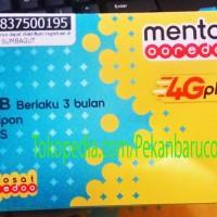 harga Perdana Internet Indosat Mentari 3 GB 3GB 3 bulan murah Tokopedia.com