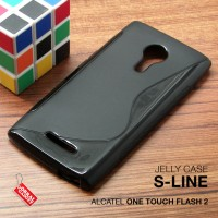 Jual Gel Tpu Soft Cover Casing Silikon Case Alcatel One Touch Flash 2